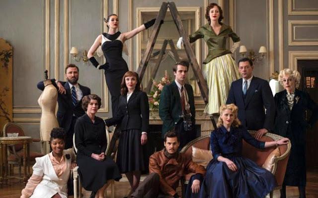 La série costumée : The Collection, un drame familial au cœur d'une maison de couture parisienne