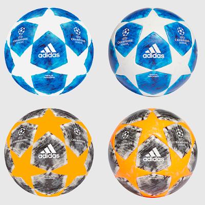 PES 6 Balls Adidas UEFA Champions League 2018/2019 by PES Logos