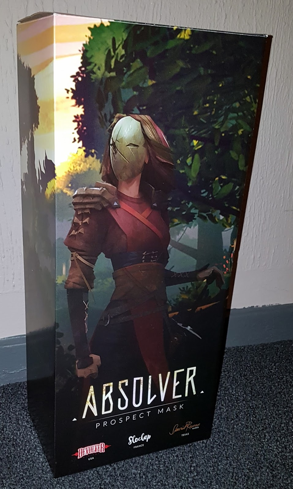 Collecting Asylum Asylum Unboxing Absolver Special Reserve