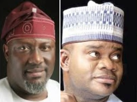 'Leave me out of your police problems' – Kogi State Governor, Yahya Bello tells Dino Melaye