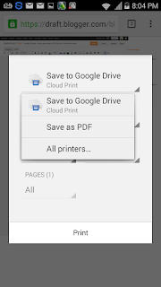 Save as PDF how to3