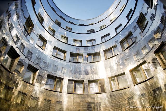 Hotel Ruby Marie, rotonda - Viena por El Guisante Verde Project