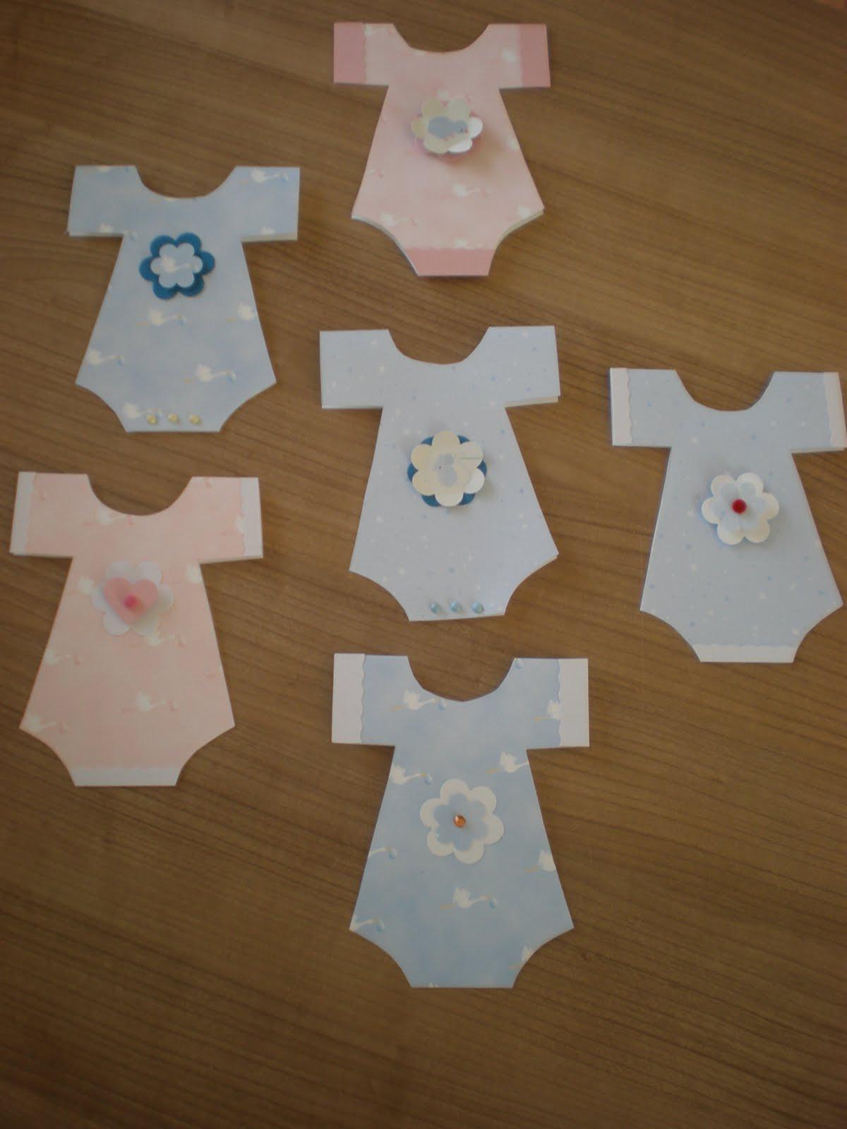 Judith S Bastelecke Baby Karten