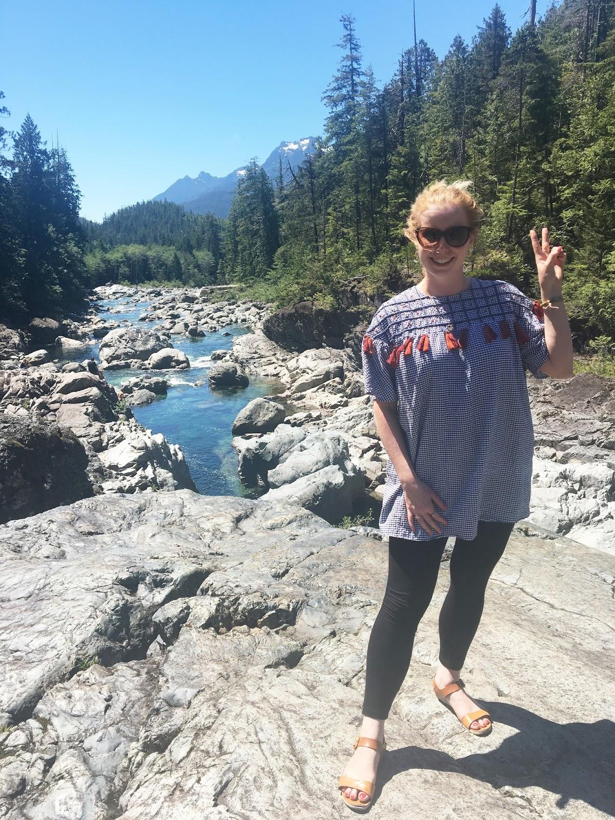 Kat in Canada