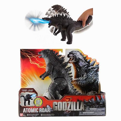 Monster Island News: Godzilla 2014 Movie: Godzilla Deluxe