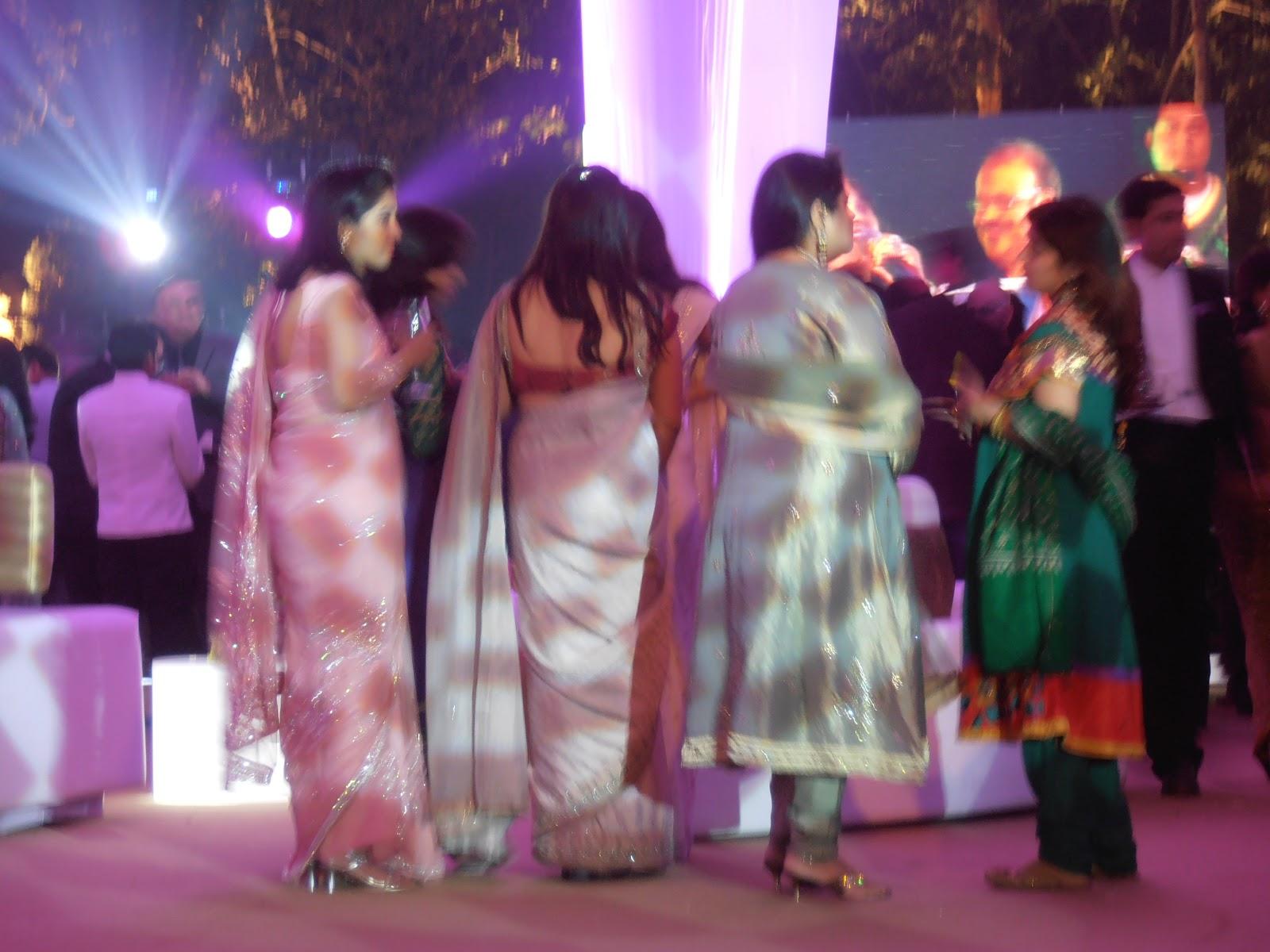 jerke in india some flashy wedding