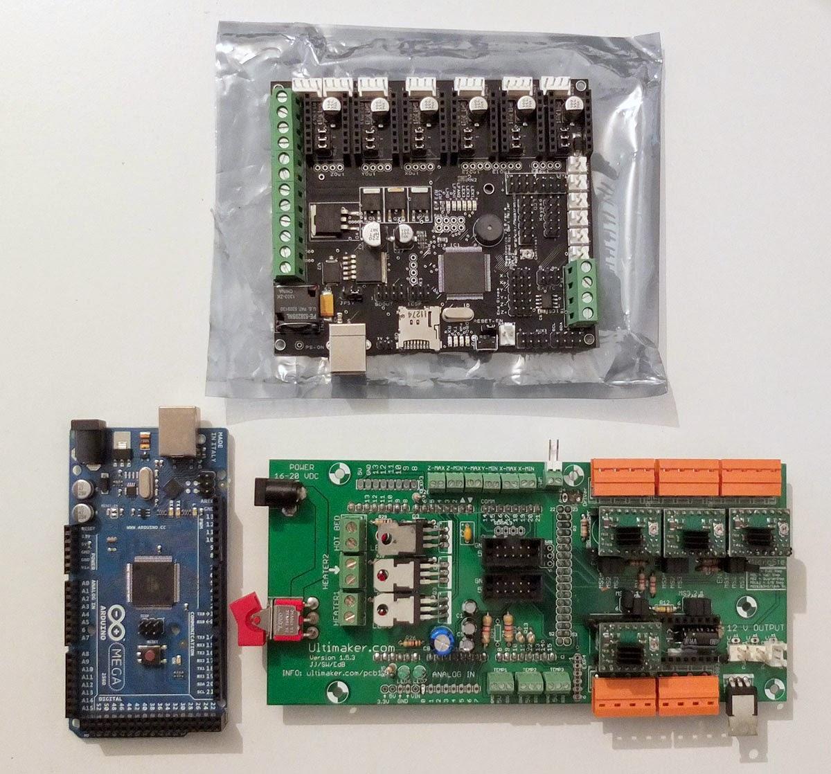 Megatronics V3 0 + UM Tutorial & Review - chopmeister's 3d