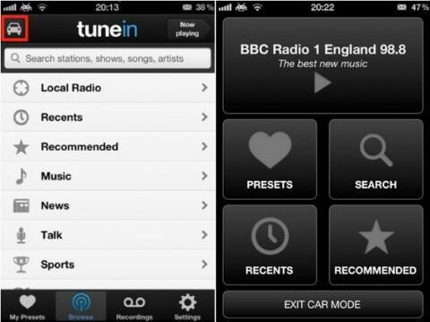 Cara mendengarkan radio dari Hp Android