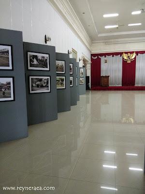 ruangan monumen pers nasional di Solo