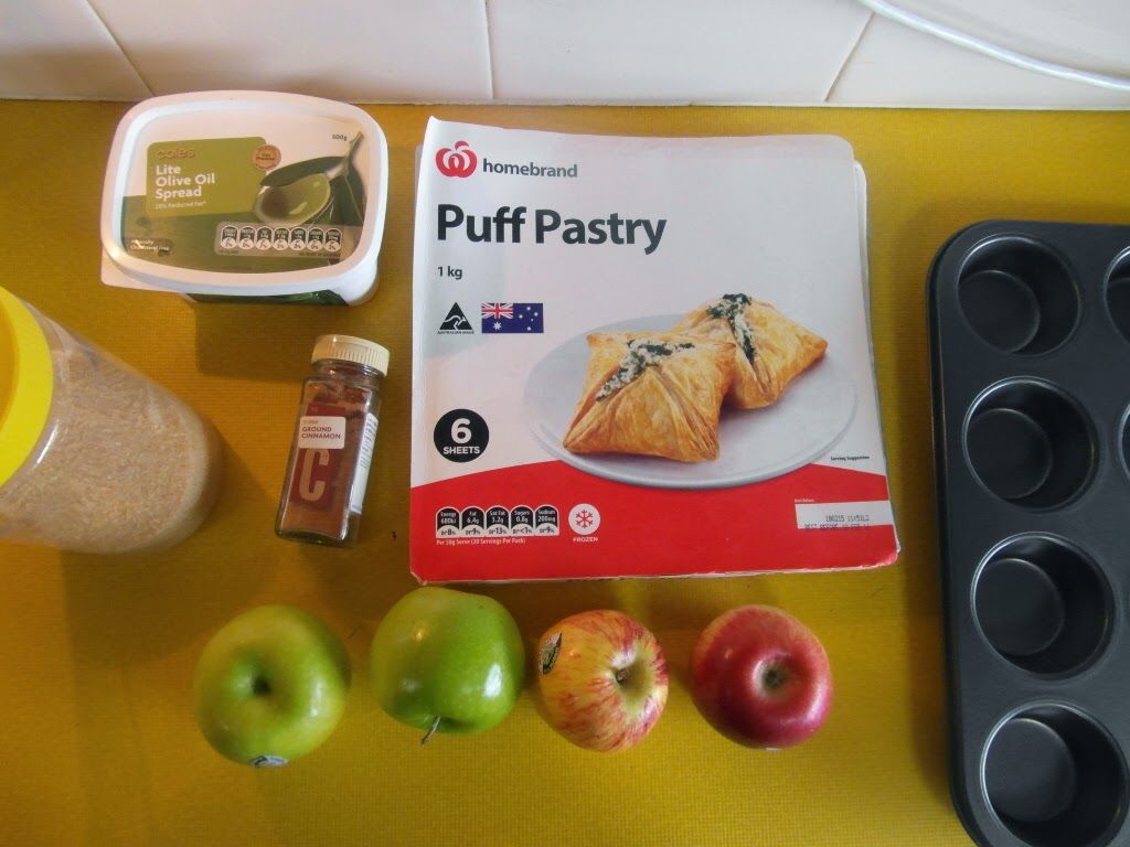 Apple Puff ingredients