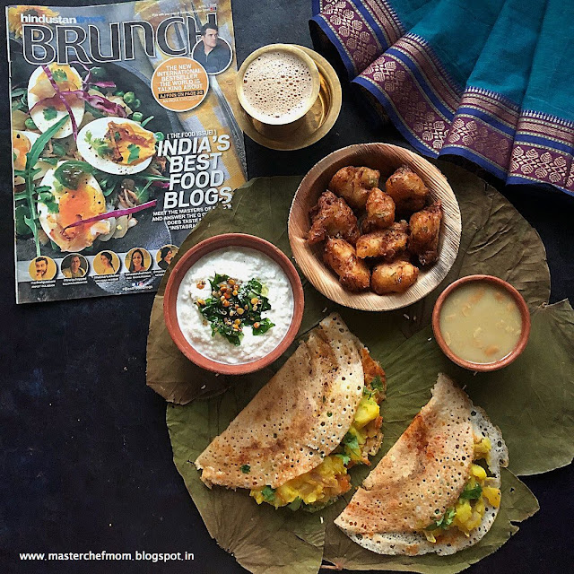 Best Food Blog Feature