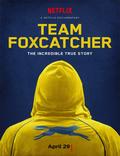 Ver Team Foxcatcher (2016) Online