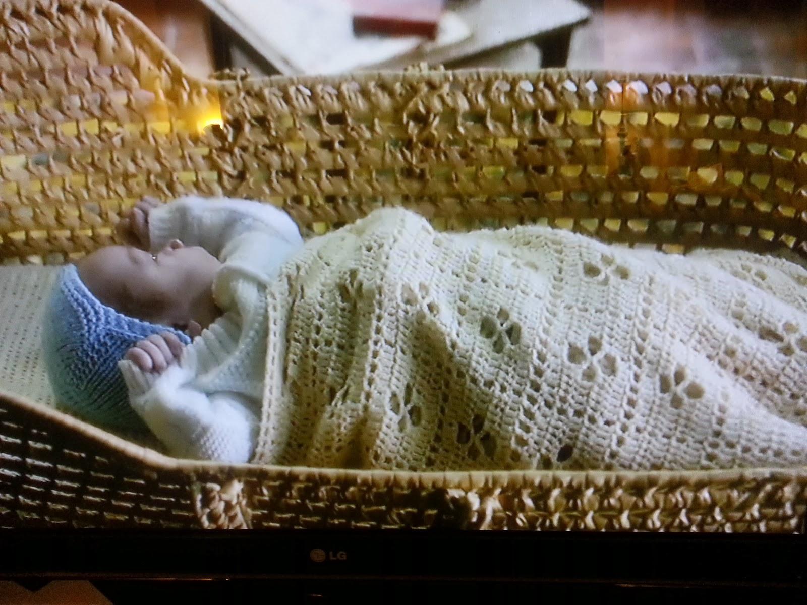 De Quiltkat Call The Midwife Baby Dekentjes