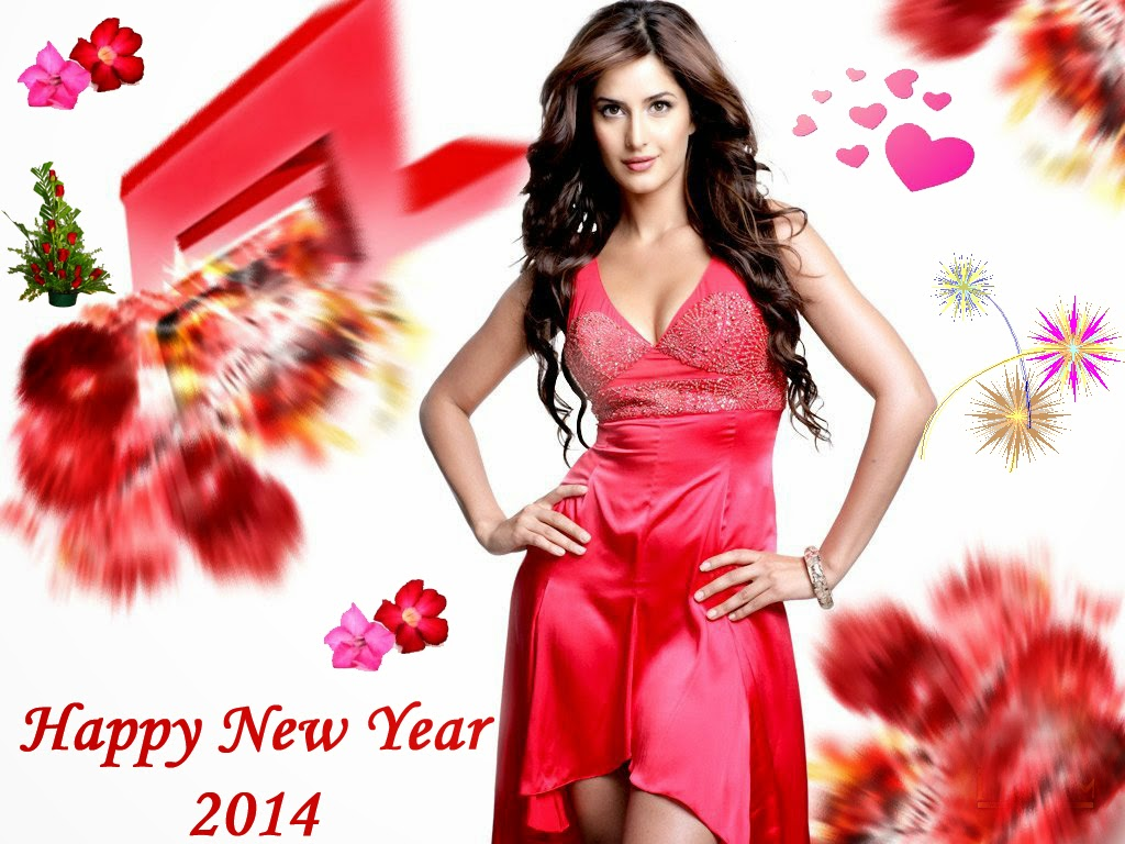 Katrina Kaif 2014.7 Happy New Year Images Advance 2014