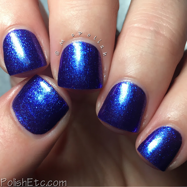 KBShimmer - Winter 2016 Collection - McPolish - Royal to a Fault