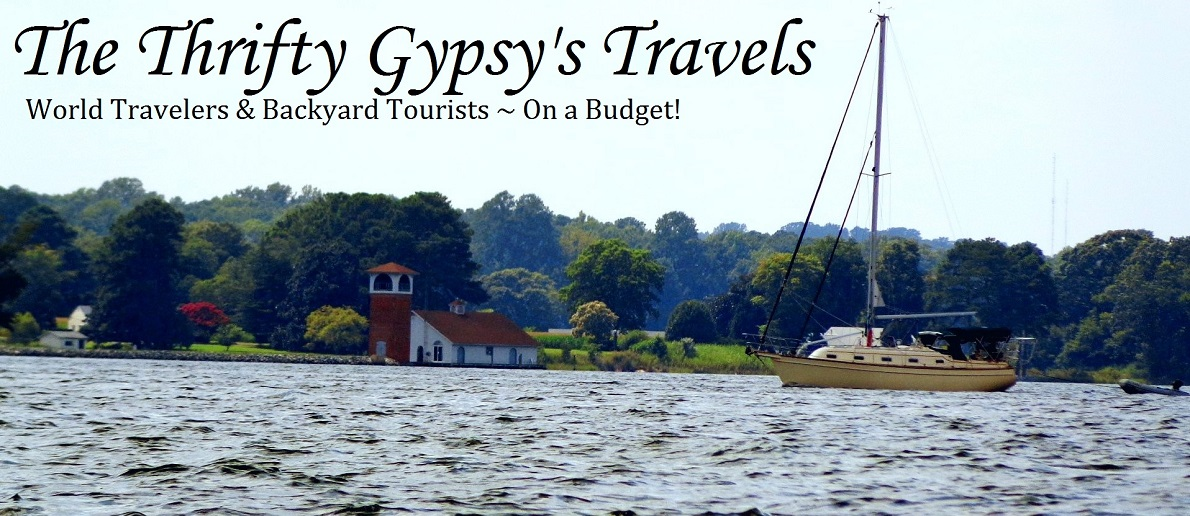 The Thrifty Gypsy's Travels
