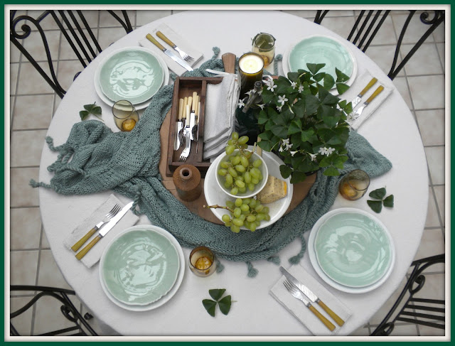 Panoply: Irish Country Tablescape