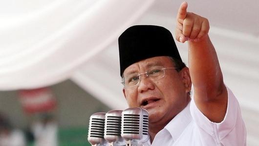 Hadiri Acara MTA, Prabowo: Kekayaan Bangsa Indonesia Diambil Keluar dari Negara Ini