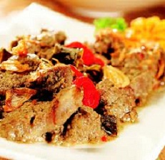 Cara memasak terik daging, resep terik daging