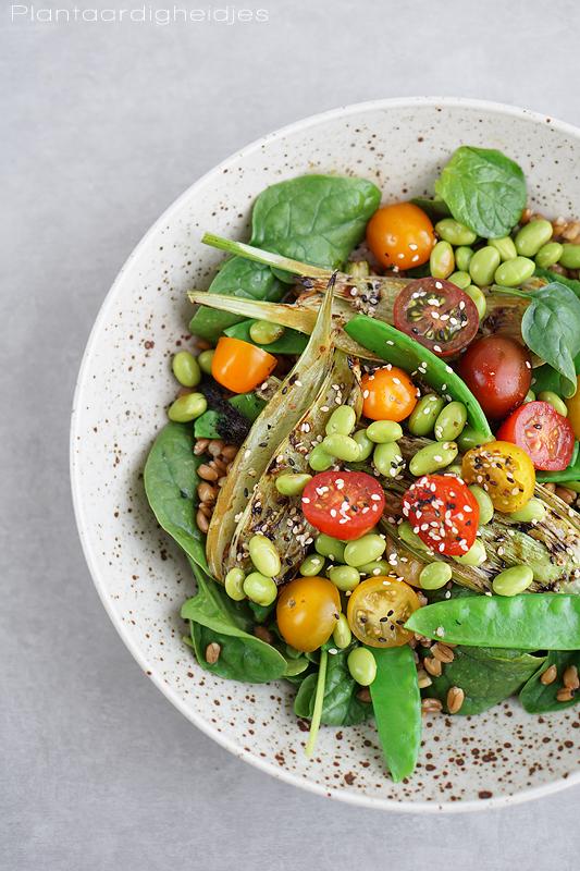 mooie salade