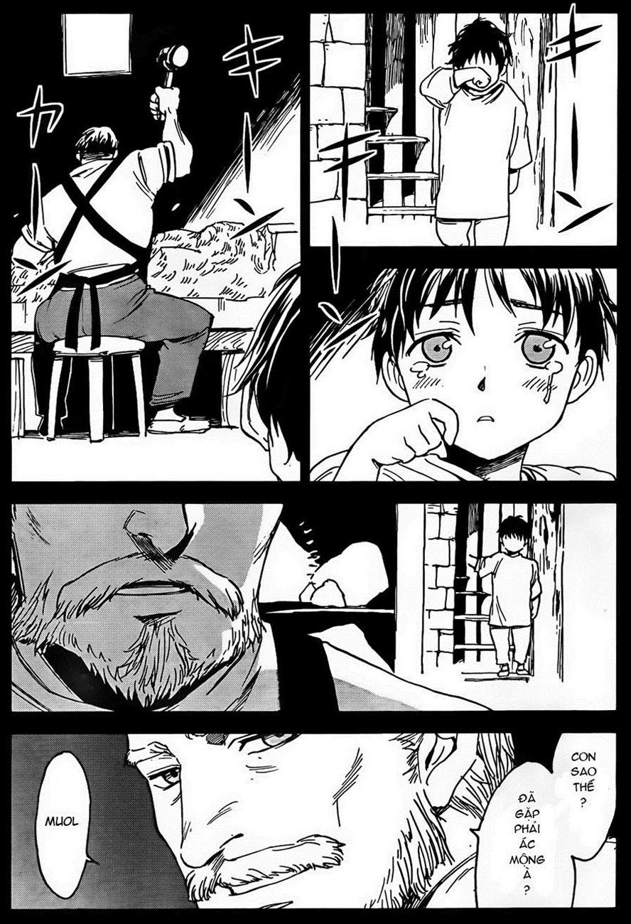 Sugar Dark chap 1 trang 35