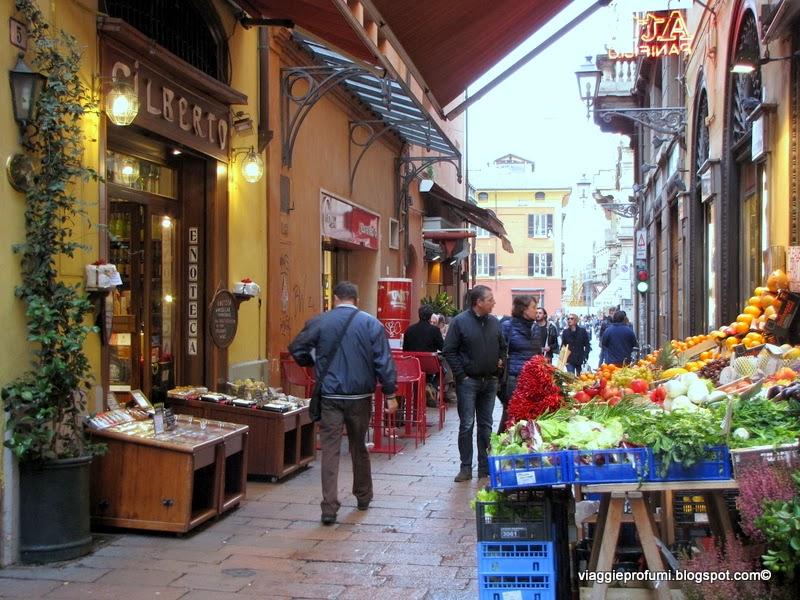 Bologna, il Mercato di Mezzo