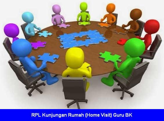 RPL Kunjungan Rumah (Home Visit) Guru BK