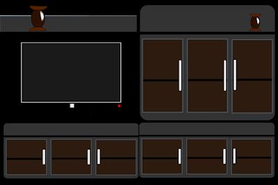 cara membuat rak tv dari kayu palet