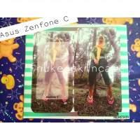 Skin Garskin Asus Zenfone C foto custom sendiri