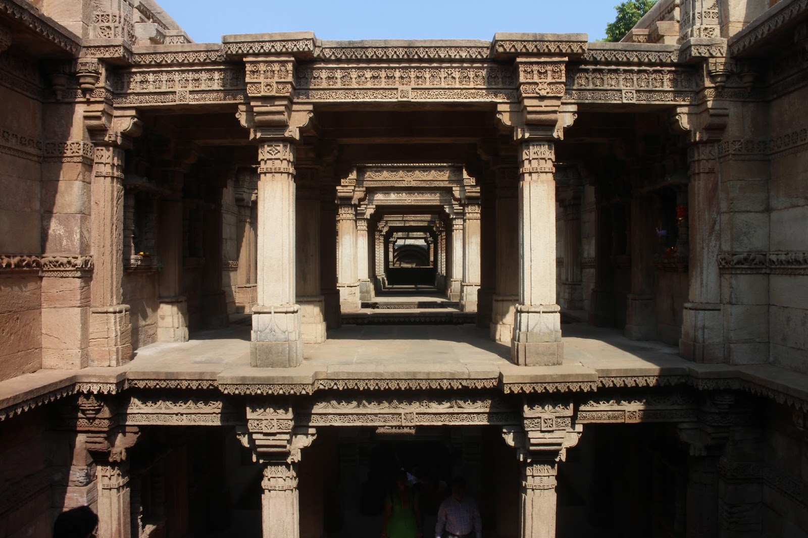 Kitchen King Ahmedabad My World Ahmedabad Chronicles I Adalaj Ni Vav