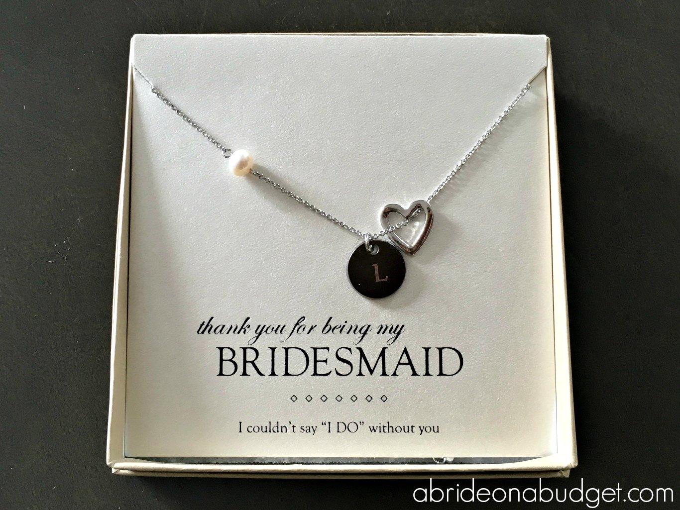 Wedding Bridesmaids Gifts: Top Ten Bridesmaids Gift Ideas
