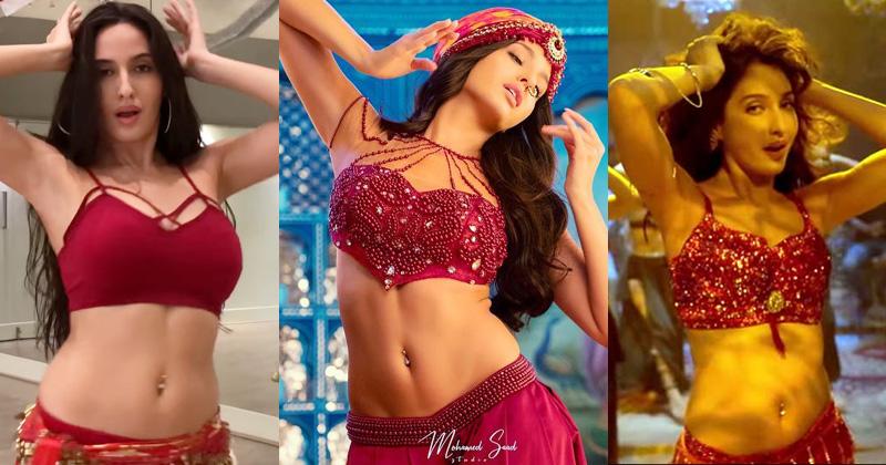 Nora Fatehi's India's best popular belly dancer - watch all videos
