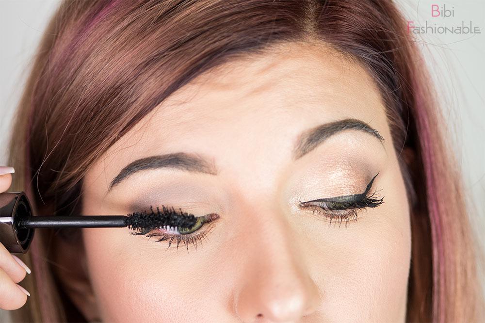Make Up Tipps bei Kurzsichtigkeit Wimpern