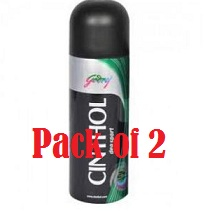 CINTHOL DEO (Pack of 2) just for Rs.139 Only @ Shopclues