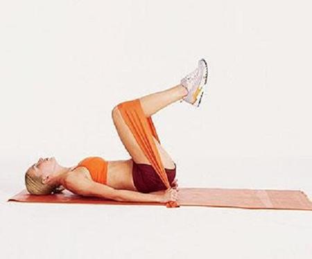bài tập căng hông giúp giảm mỡ hông eo hiệu quả