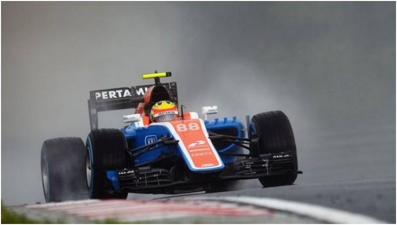 Rio Haryanto kembali gagal mendulang poin di GP Hungaria