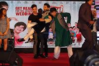 Star cast having fun at Sangeet Ceremony For movie Laali Ki Shaadi Mein Laaddoo Deewana (34).JPG