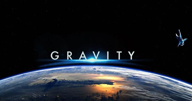 affiche film Gravity
