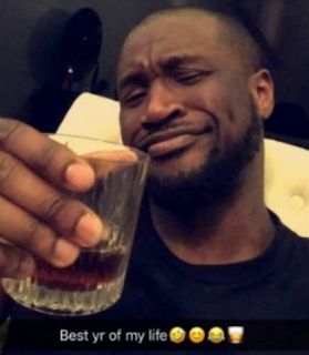 """Peter Okoye declares this year """"the best year of his life"""" in New photo"""