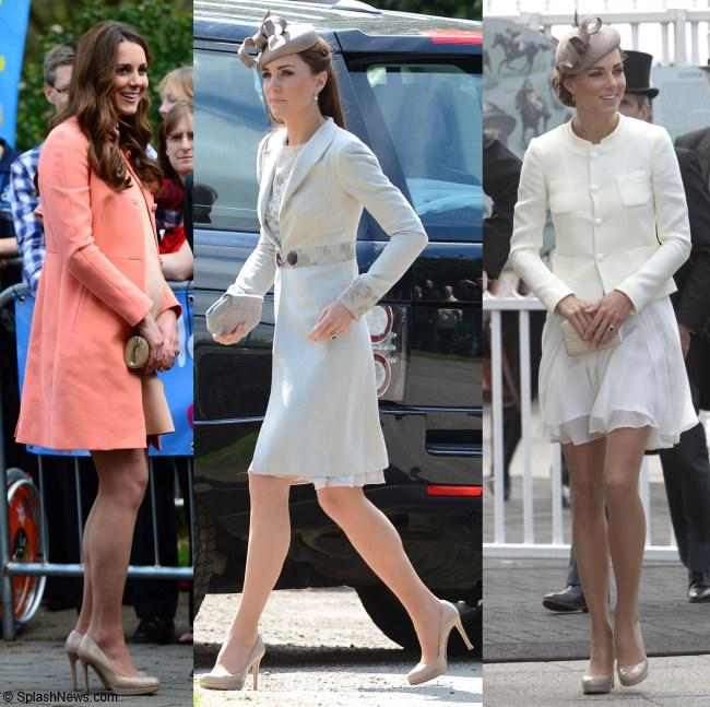 bc8eb01f635 Duchess Kate  Kate Loves  Shoes - Part 1