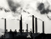 Carbon Dioxide Levels Hit Historic High At 415.26