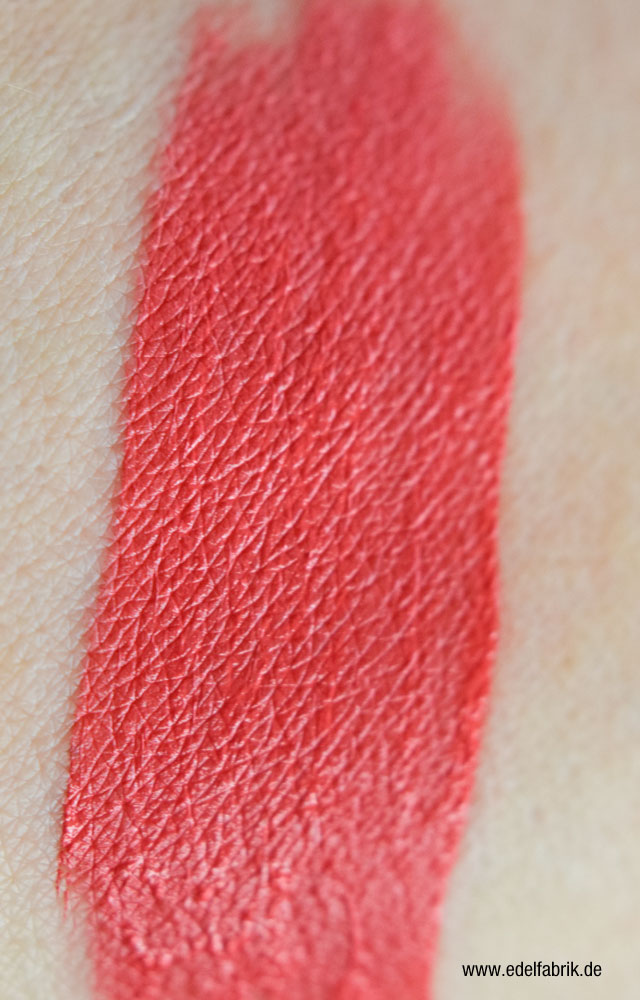 Pupa Milano, I'Matt Lipfluid, Review, Swatch