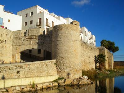 Muralles de Peñiscola Costa del Azahar