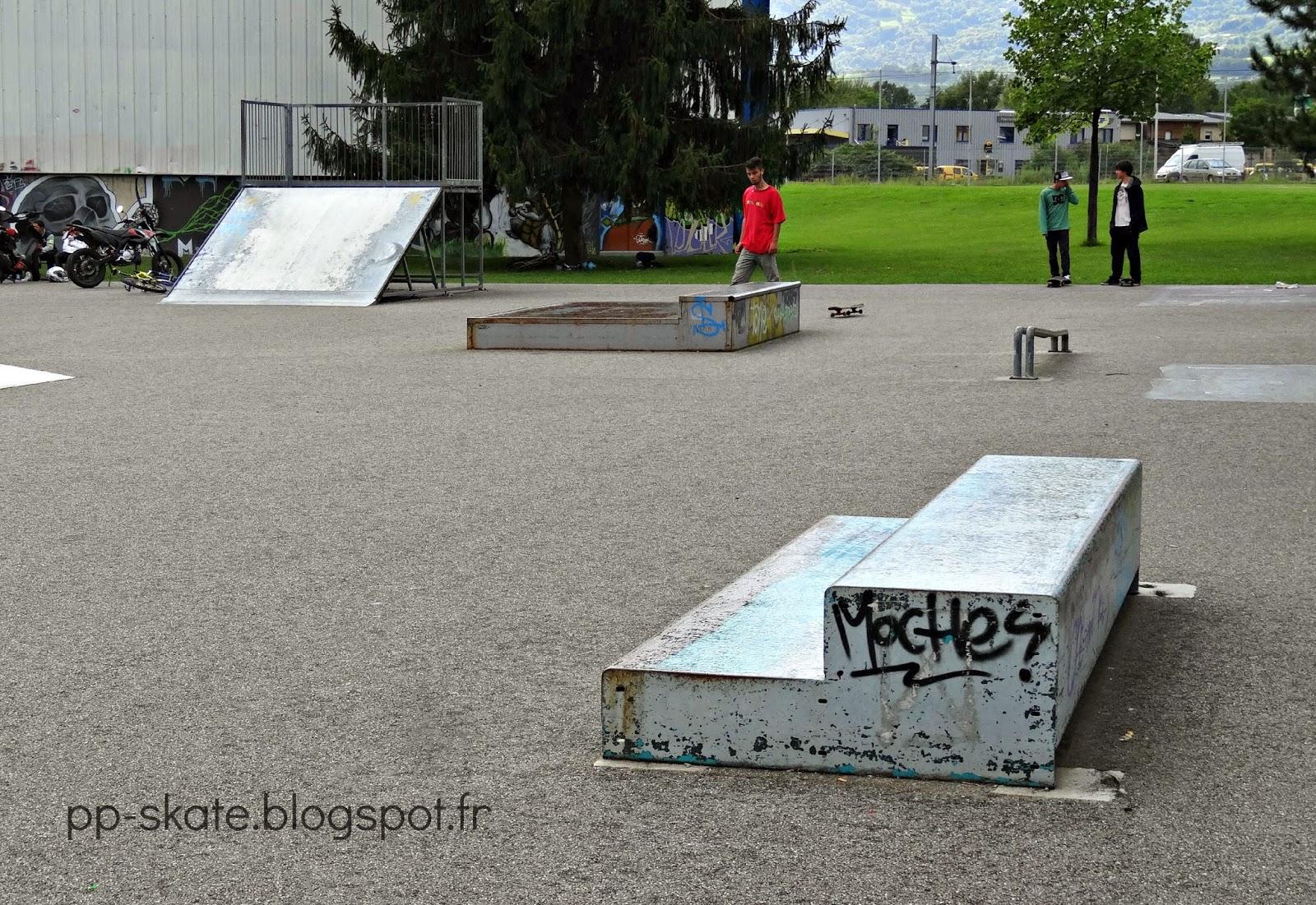 skate park albertville