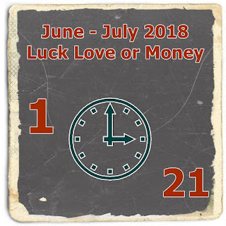 June - July 2018 Luck Love or Money according your sign