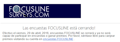 focusline surveys logo