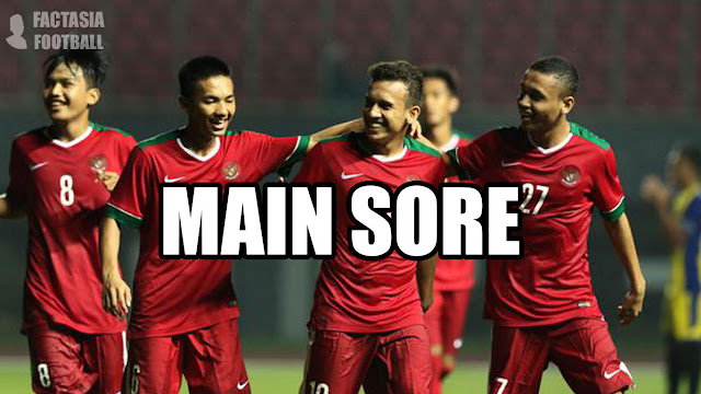 Fix!! Timnas Indonesia U19 akan Main Sore di Semifinal Besok