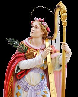 Resultat d'imatges de santa cecília