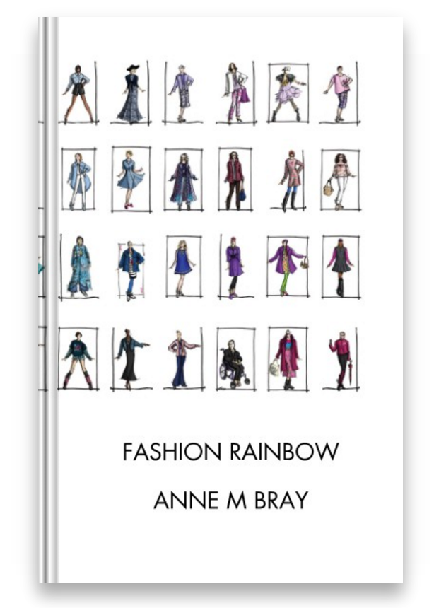 Fashion Rainbow, The Book!