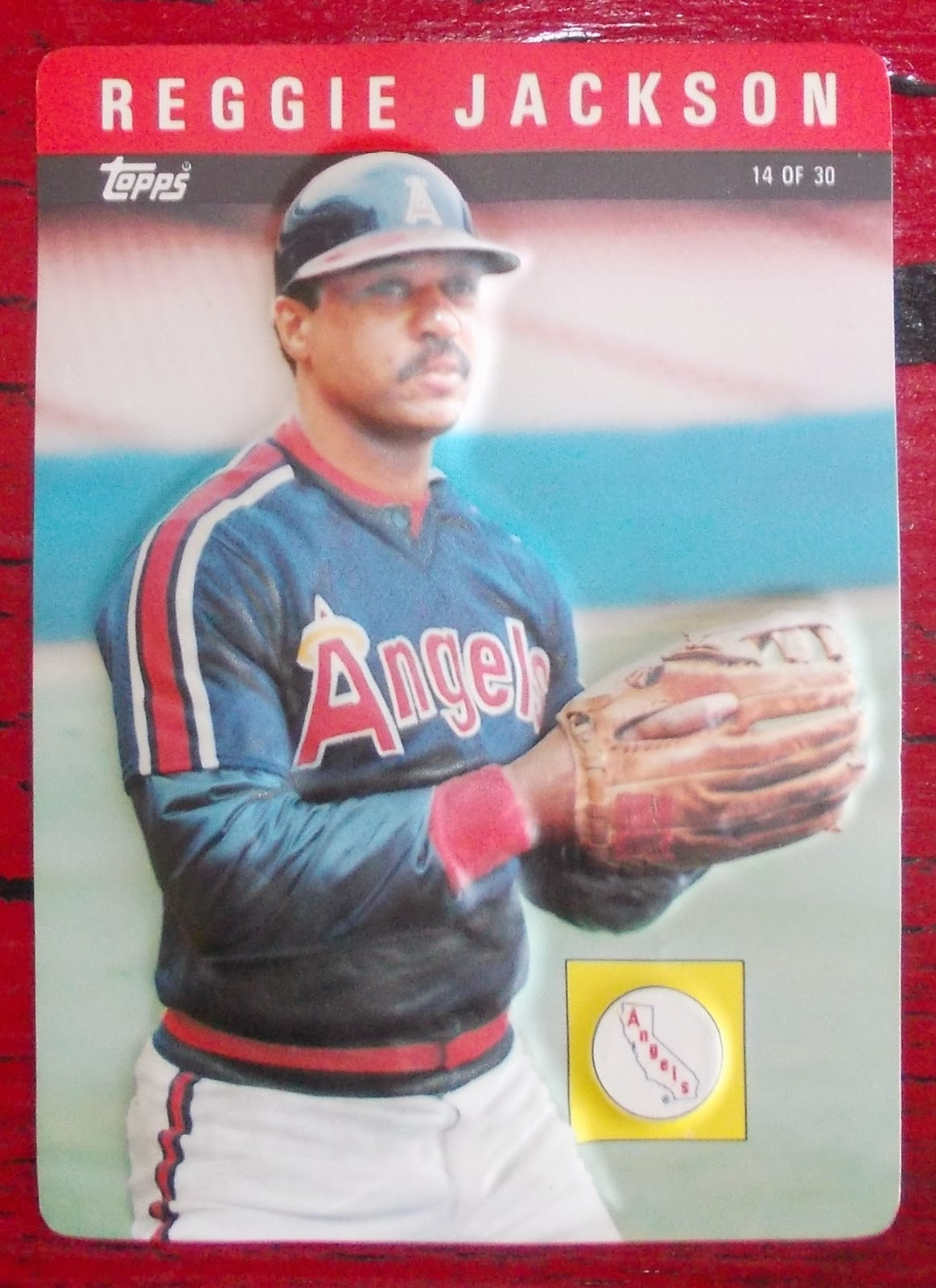 The Angels In Order Completed Angels Team Sets 1985 And 1986